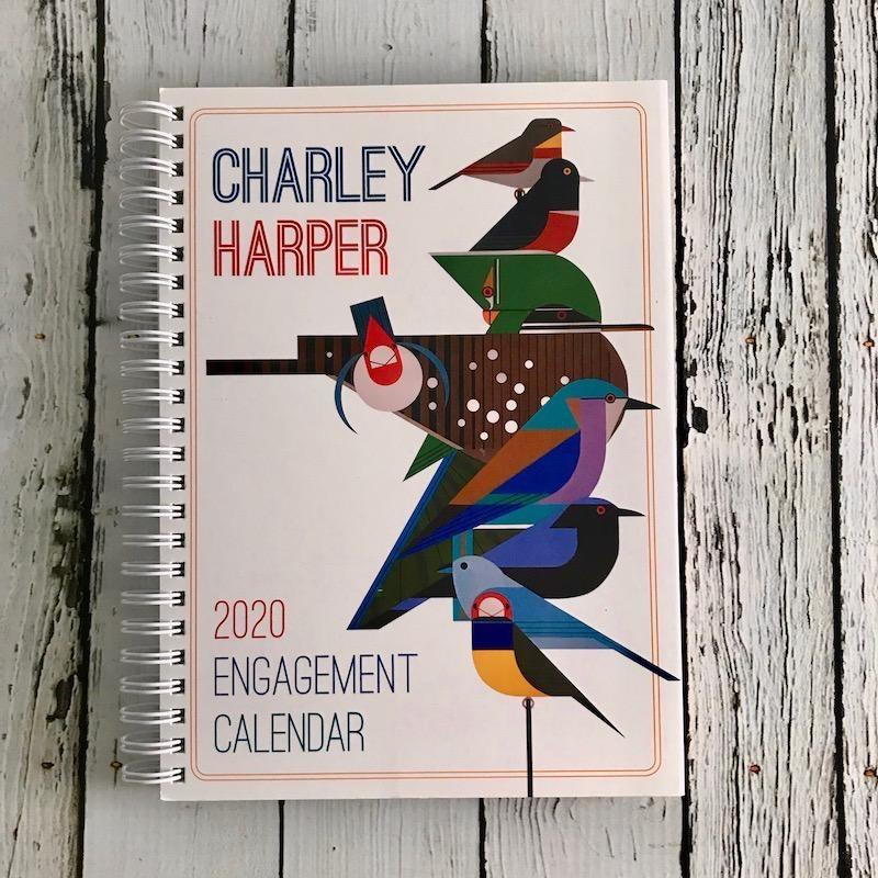 2020 Engagement Calendar: Charley Harper