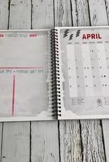 2020 Engagement Calendar: The Badass Planner