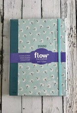 Flow 2020 Fabric Covered Weekly Planner