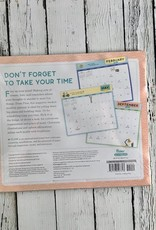 Go with the Flow: A 2020 Magnetic Monthly Calendar