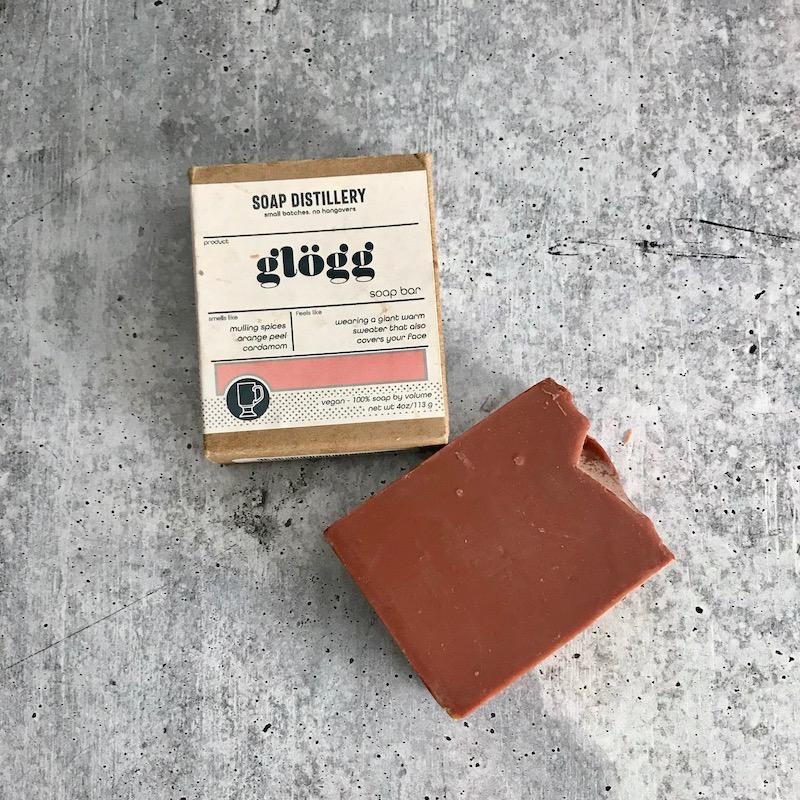 Glogg Soap