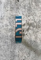 """1/2"""" Cuff Bracelet made from Upcycled Beer Cans, Sun King Oktoberfest"""