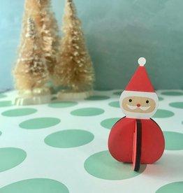 Small Festive Santa