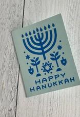 Happy Hanukkah Cards Boxed  set of 6