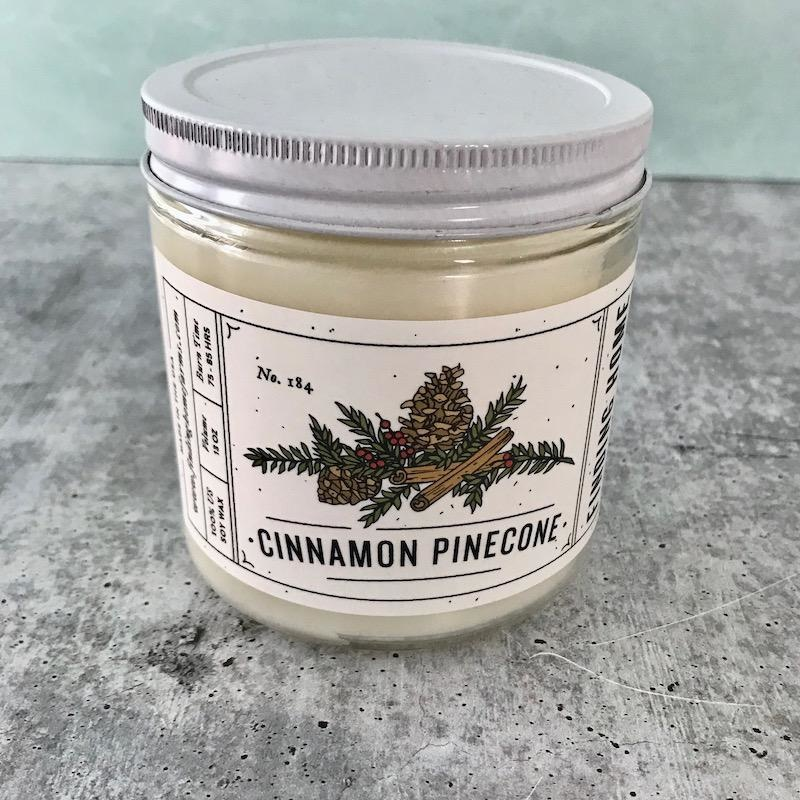 Cinnamon Pinecone 13oz Candle