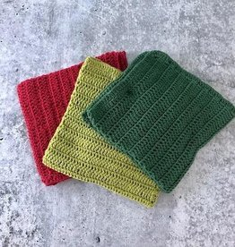 Homespun Holiday Dishcloths