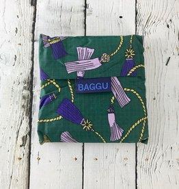 Green Tassel Standard Baggu