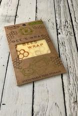 Single Medium Bee's Wax Wrap