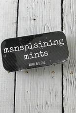 Mansplaining Mints