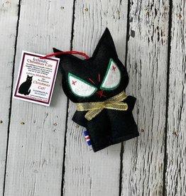 Jólakötturinn (aka The Christmas Cat) Ornament