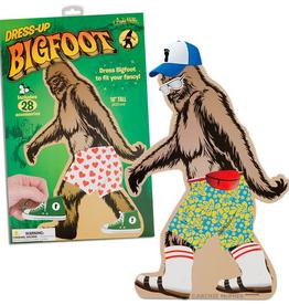 Dress Up Bigfoot