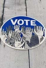 Round Vote Sticker