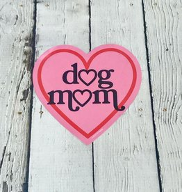 Dog Mom Sticker