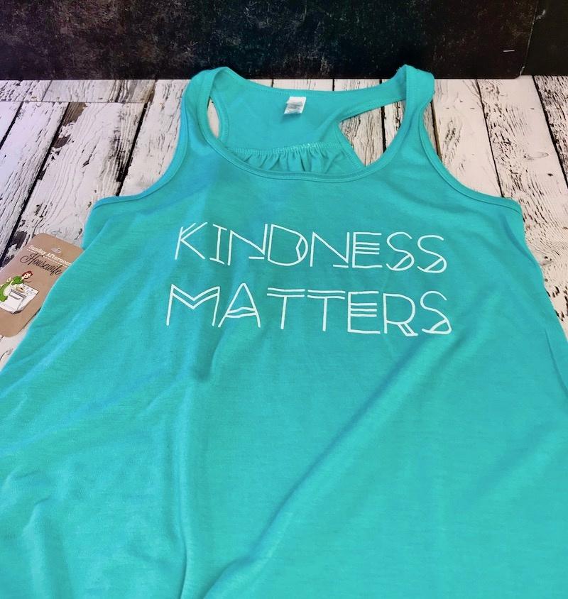 Women's Kindness Matters Tank