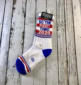 Do The Right Thing 2020 Unisex Gym Socks