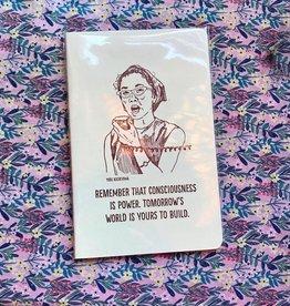 Yuri Kochiyama Notebook