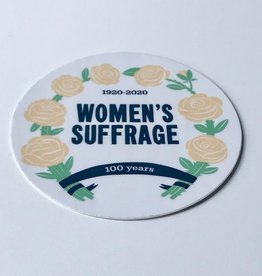 Women's Suffrage Sticker