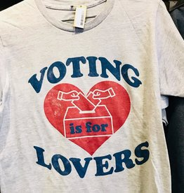 Voting is for Lovers Tee