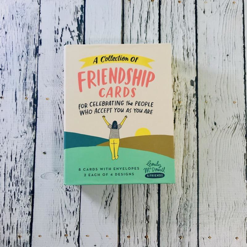 A Collection of Friendship Cards