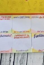 F*ckin' A Sticky Note Packet