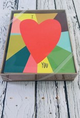 Big Heart Notecard Boxed Set