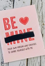 Be Your Own Person Card