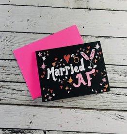 Married AF Card