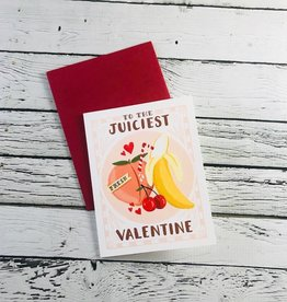 Juiciest Valentine Card