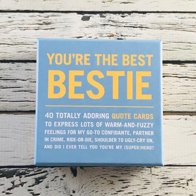 You're The Best Bestie Inner-Truth Deck