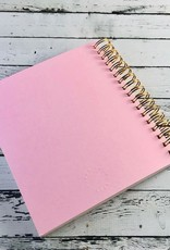 Orchid Sprial Notebook