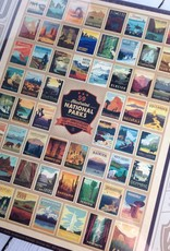 TrueSouthPuzzle 100th Anniversary National Park Puzzle