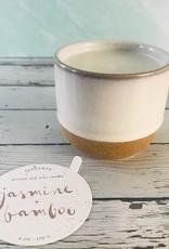 Jasmine & Bamboo 6oz Kin Candle