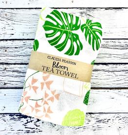 Bloom Tea Towel