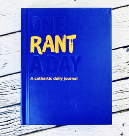One Rant a DayA Cathartic Daily Journal