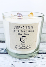 Balsam + Tobacco Intention Candle