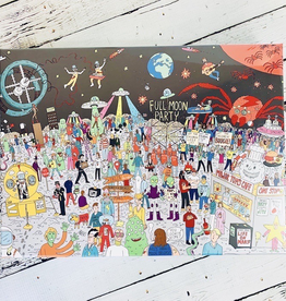 Where's Bowie? Jigsaw Puzzle