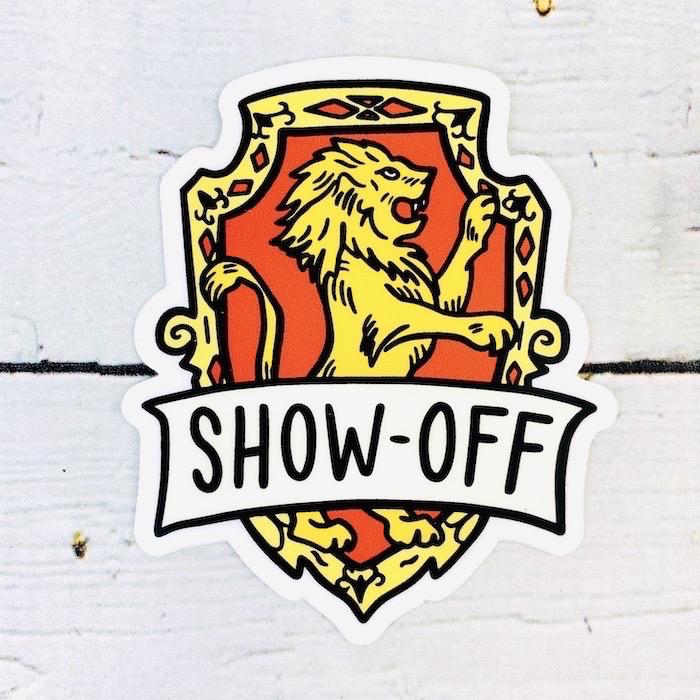 Gryffindor Sticker