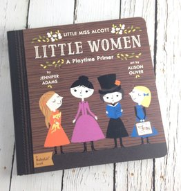 GIBBS SMITH Little Women A BabyLit Playtime Primer