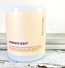 French Exit Candle