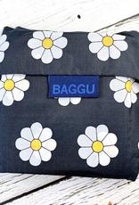 Black Daisy Standard Baggu
