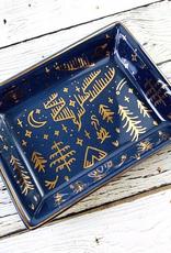 Stay Wild Ceramic Tray