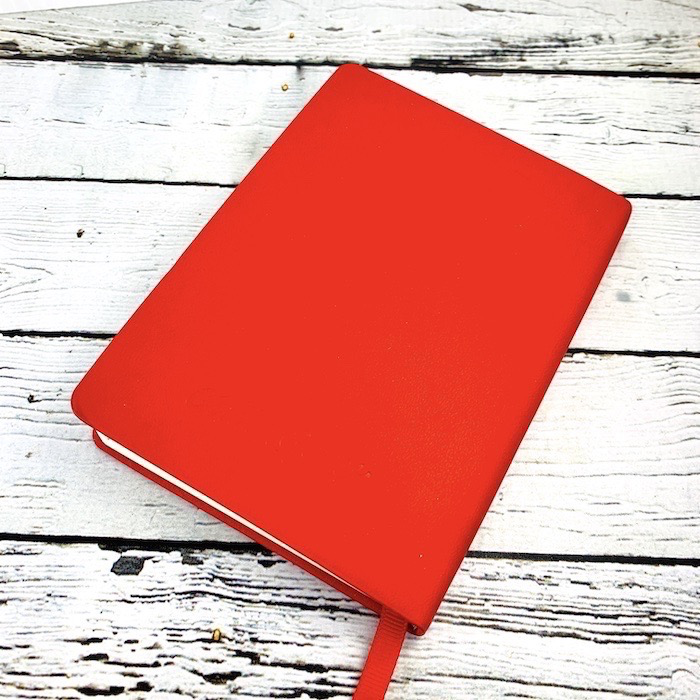 Red Make Cool Shit, Take No Shit Journal