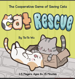 Cat RescueThe Cooperative Game of Saving Cats