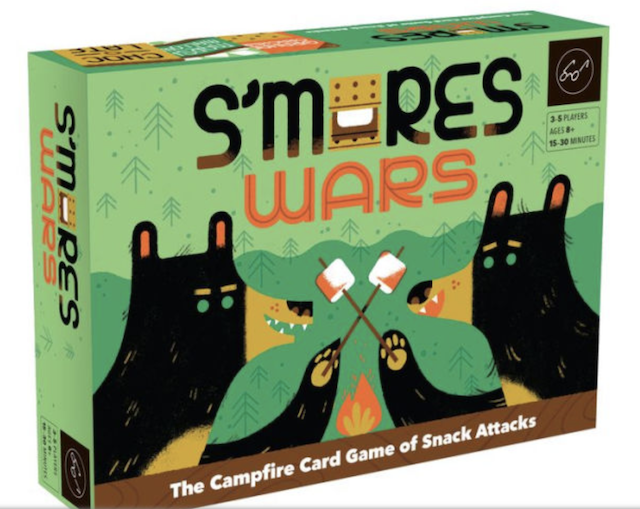 S'mores WarsThe Campfire Game of Snack Attacks