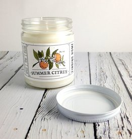 Summer Citrus 7.5oz Soy Candle