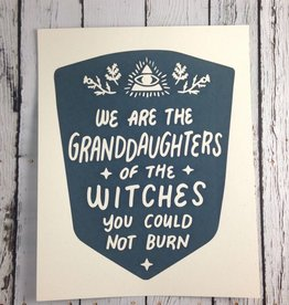 Granddaughters Print