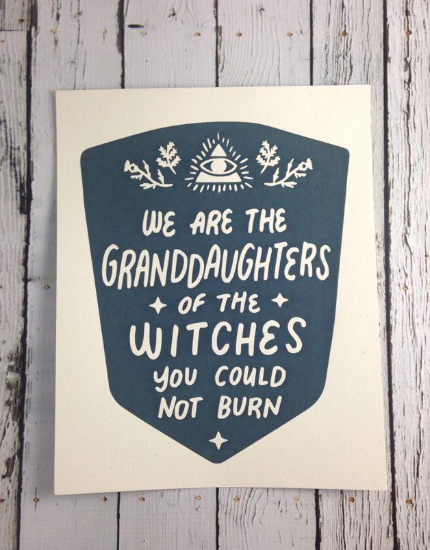 Granddaughters Print