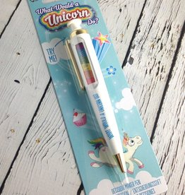 What Would A Unicorn Do? Pen