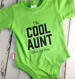 The Cool Aunt Gave Me This 6-12 Month Onesie