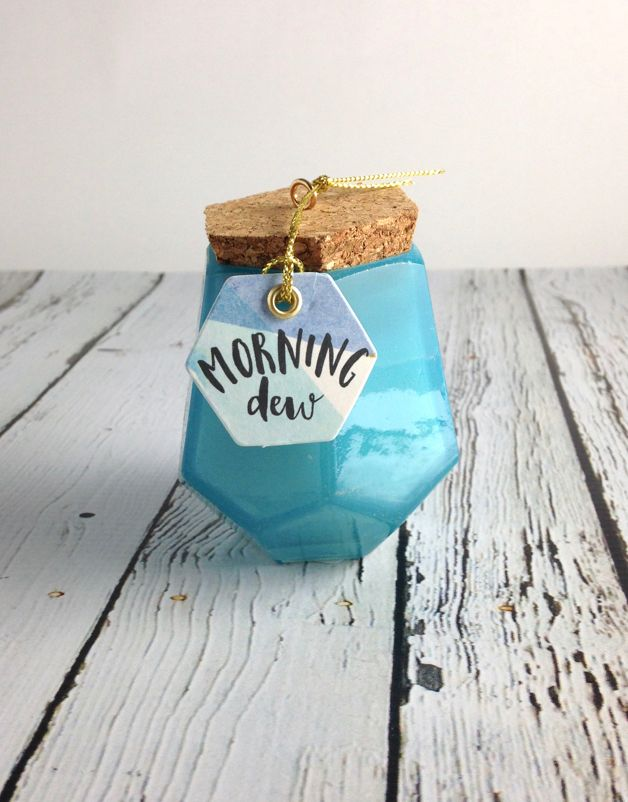 Morning Dew 2.5oz Candle
